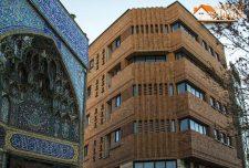 معماری دفتر طاها اصفهان