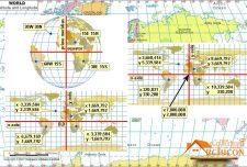 موقعیت جغرافیائی ملک