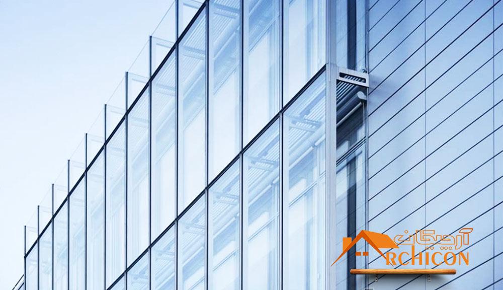 انواع نمای ساختمانی