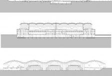 طرح معماری پل
