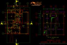 نکات تطبیق نقشه های سازه و معماری
