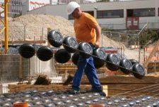 اجزای سقف کوبیاکس و مراحل اجرای سقف کوبیاکس [ گوی پلاستیکی و دال بتنی ]