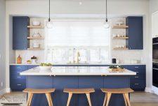 ترکیب رنگ مناسب آشپزخانه