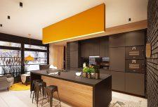 آشپزخانه های شیک و مدرن چه خصوصیاتی دارند؟ [ ۳۰ عکس آشپزخانه لوکس ]