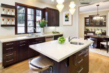 نکات مهم و کلیدی در طراحی دکوراسیون آشپزخانه کوچک منزل