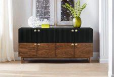 ۵۱ نوع میز کنسول جدید چوبی برای دکوراسیون های کلاسیک و مدرن